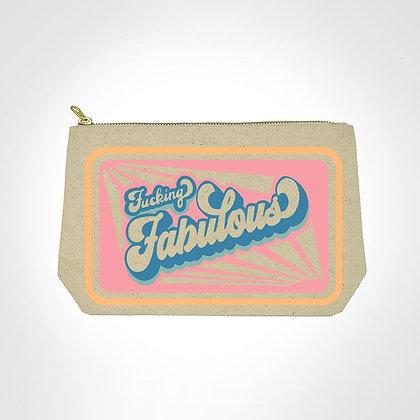 Fucking Fabulous Cosmetic Bag