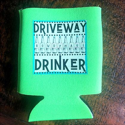 Driveway Drinker Koozie