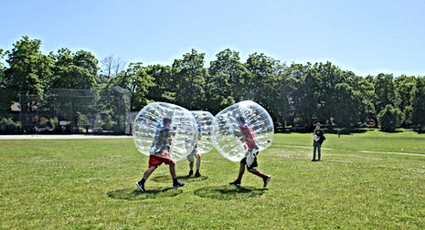 Bubble Ball charge