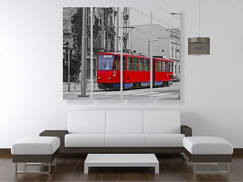 Crveni tramvaj