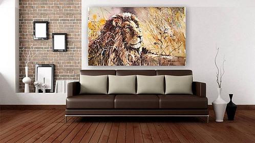 Lav u savani