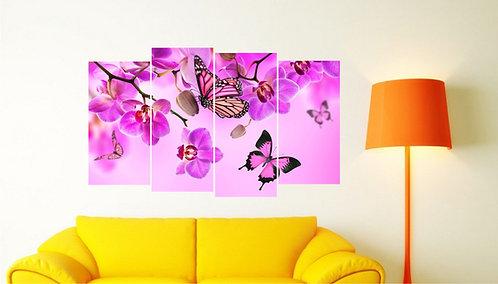 Orhideje i leptiri