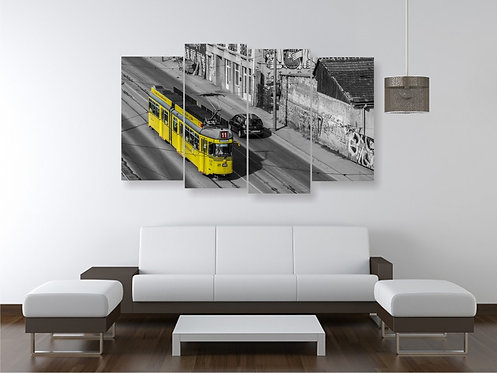 Žuti tramvaj