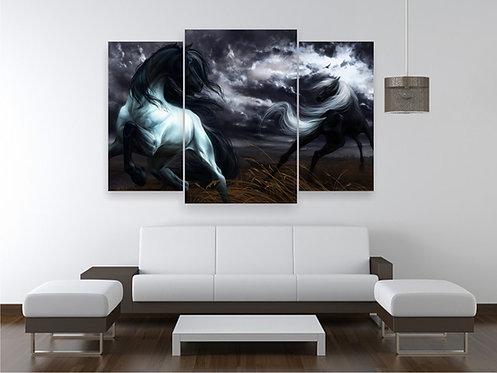 Konji razigrani