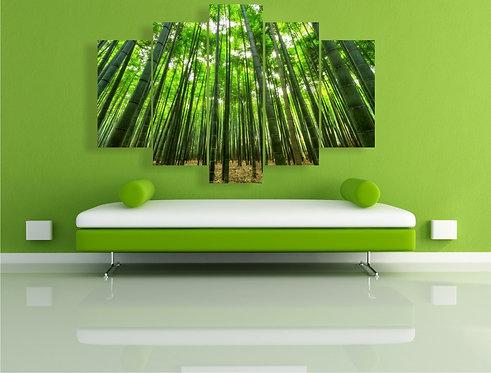 Bambusova šuma