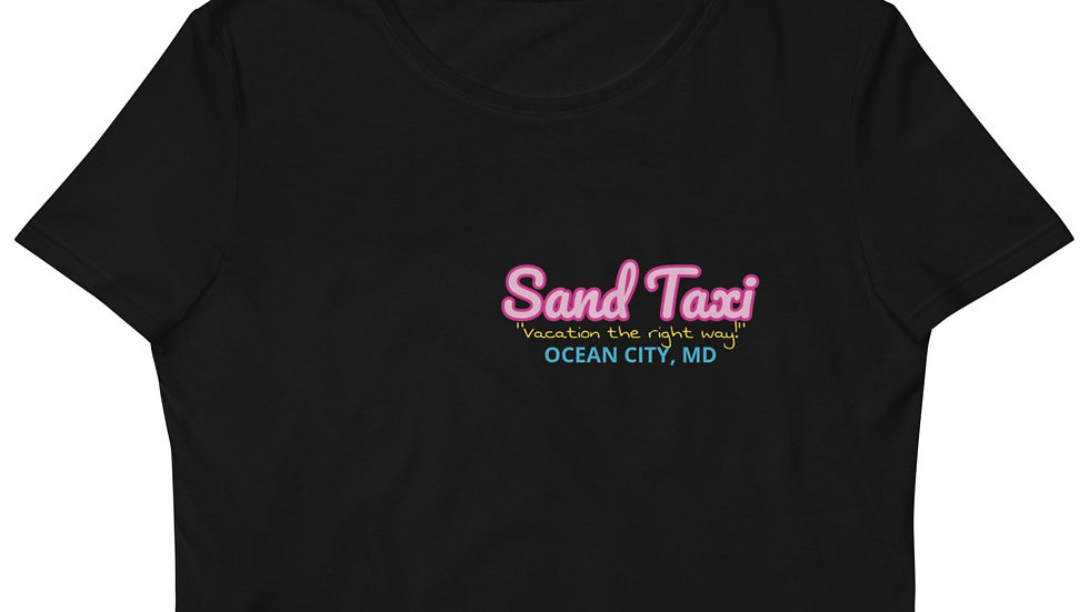 Sand Taxi Crop Top