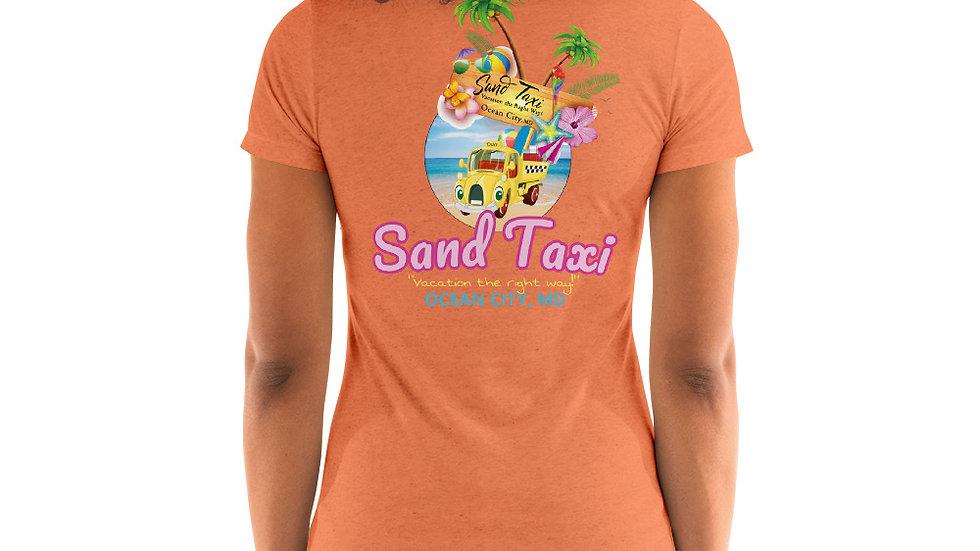 Women's  Sand Taxi Tee