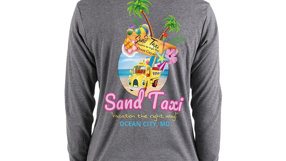 Sand Taxi Zip Hoodie
