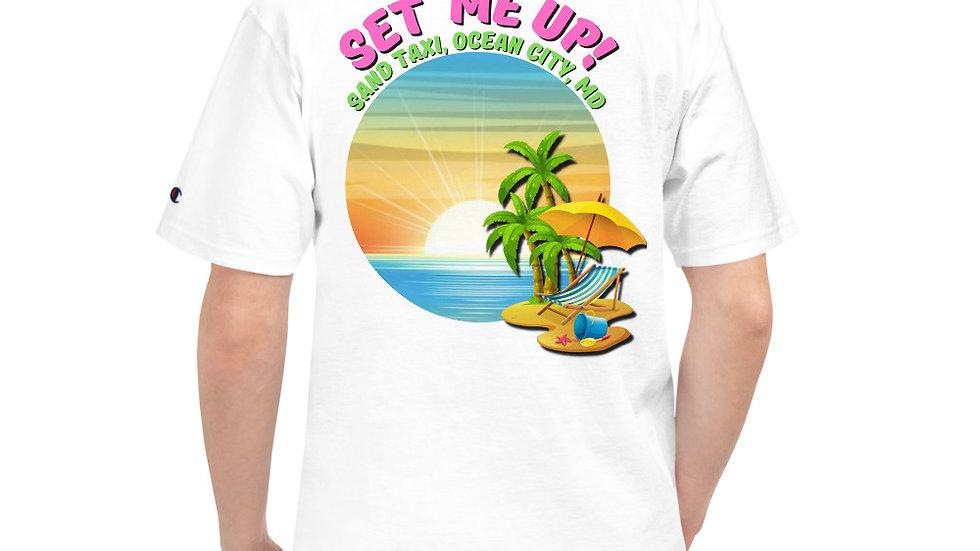 Men's Set Me Up 2 Champion T-Shirt