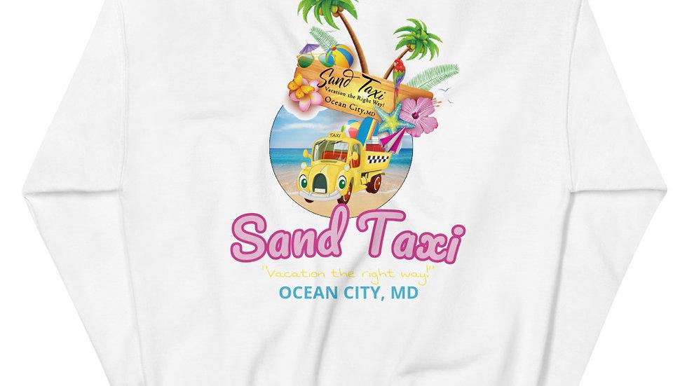 Sand Taxi Crew Neck