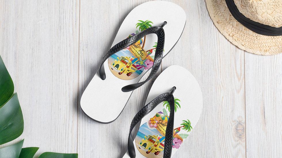 Sand Taxi Flip-Flops