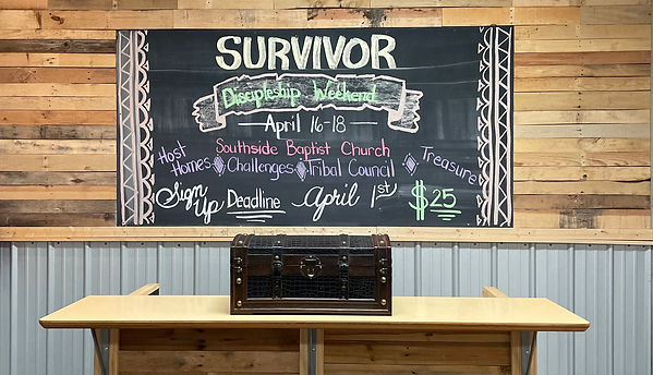 Survivor Discipleship Weekend