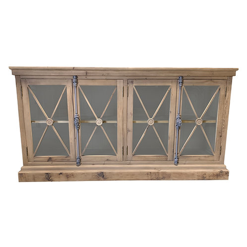 Farmhouse Style La Croix Sideboard