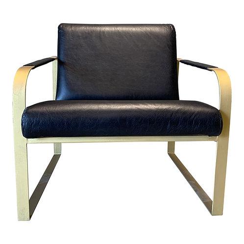 Luc Leather Club Chair