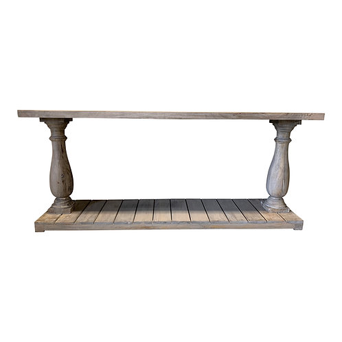 Balustrade Open Console