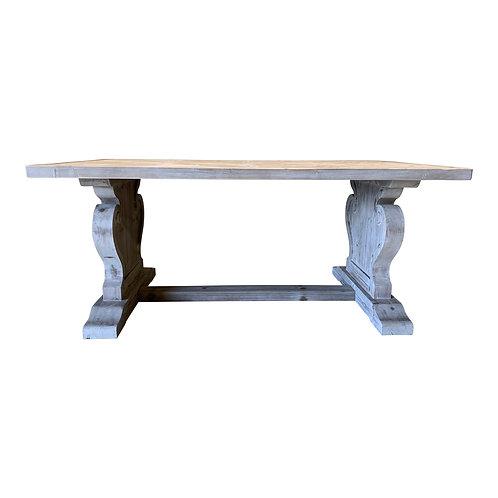 Paris Table Parquet Top