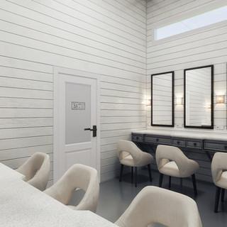 Bridal Suite Vanity Area
