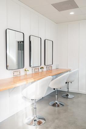 Bridal Suite Vanity Room