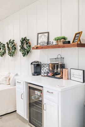 Bridal Suite Coffee Bar