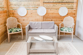 Bridal Suite Patio