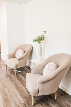Bridal Suite Waiting Area