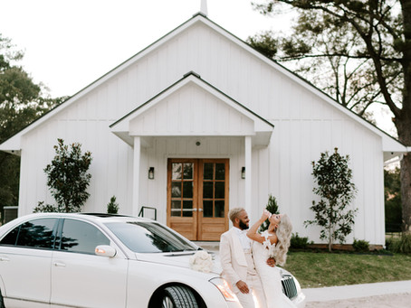 A Timeless Wedding @ Addison Woods