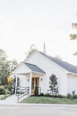 Modern Farmhouse Chapel