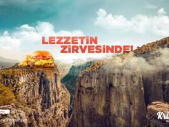 Kricket Burger Lezzetin Zirvesinde