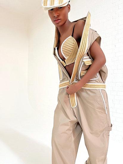 Safari boiler suit