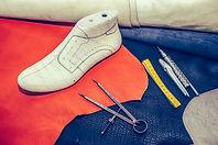 traditional footwear craftmanship