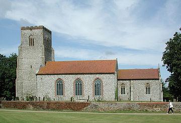St Mary's Church Hillington Norfolk