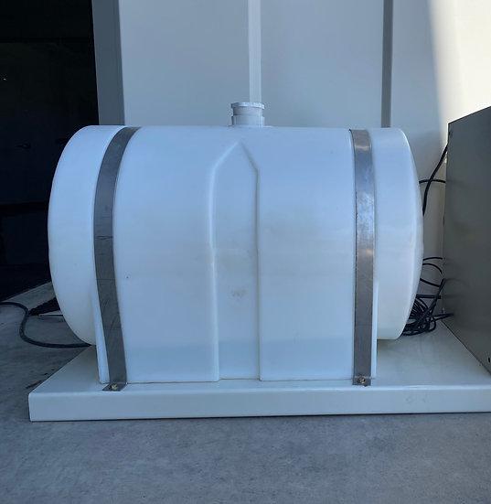 Sanitizing Solution Tank