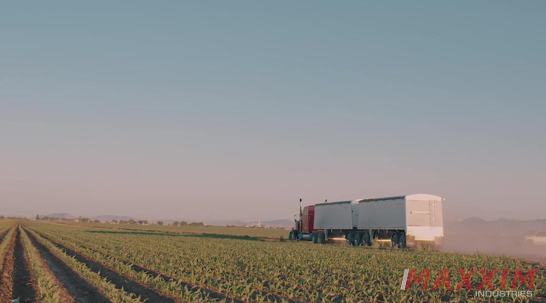 Super B Grain Trailer
