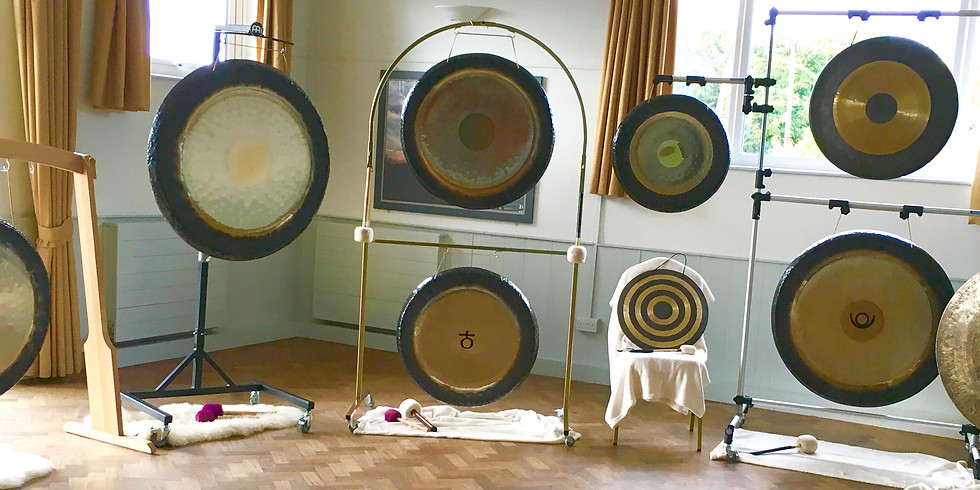 2019 2 DAY INTRODUCTION TO THE GONG WORKSHOP   OCTOBER 2019