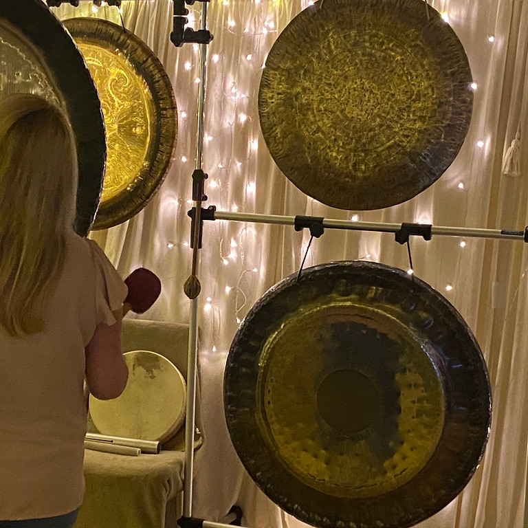 2021 EXPLORING THE GONG - an Introductory  1 day Workshop