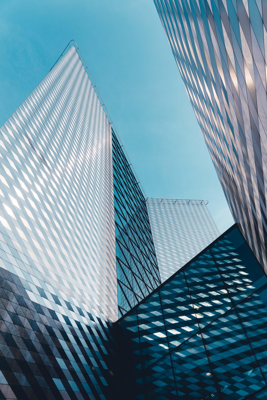 architecture-blue-building-1106476