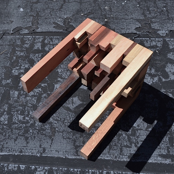 Metropolitan Side Table