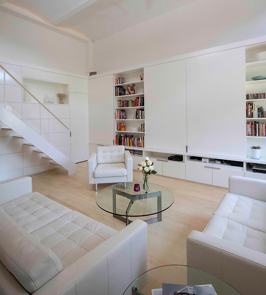 Harlem Loft - Living Area
