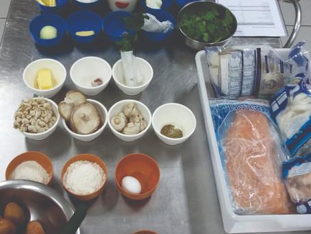 Organização e planejamento do serviço em cozinhas profissionais