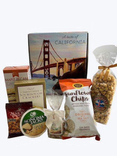 A Taste of California Gift Box (Large)