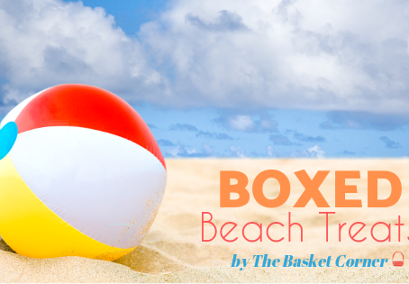 Box it Up for the Beach!