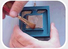 Mini Micro Stencil - BGA Reballing Servi