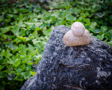 Meditation Rocks Design