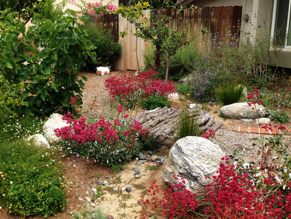 Recycled Materials in Landscape Design