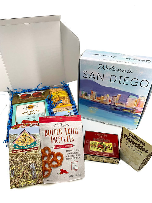 Welcome to San Diego Gift Box (Large)