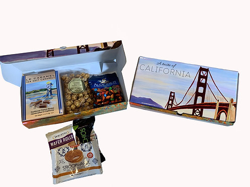 Taste of California Gift Box (Small)