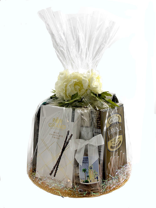 Tie the Knot Gift Centerpiece