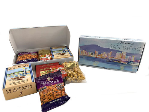 Welcome to San Diego Gift Box (Small)