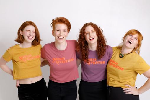 Redhead Revolution