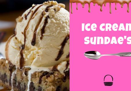 National Ice-Cream Sundae Day